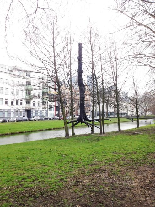 tree public art